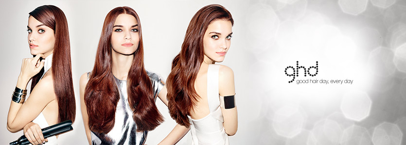 ghd - good hair day every day