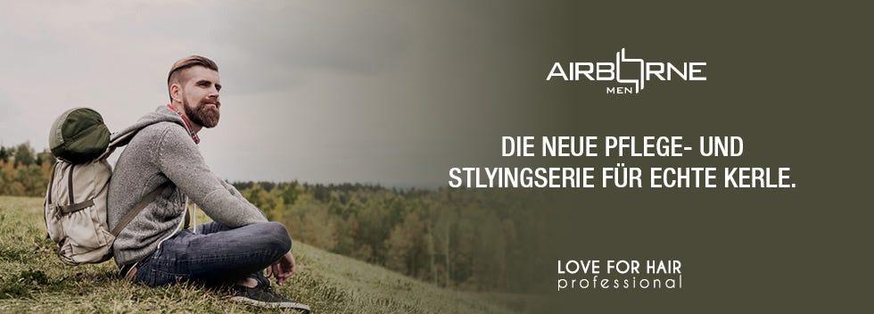 Love for Hair AIRBORNE