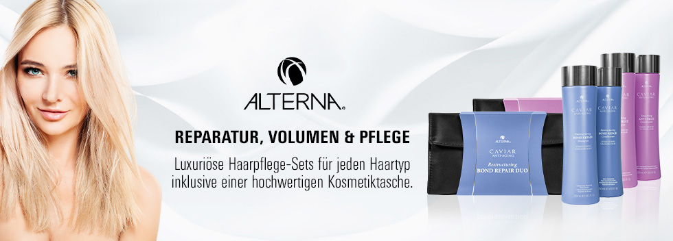 Alterna Sets & Reisegrössen