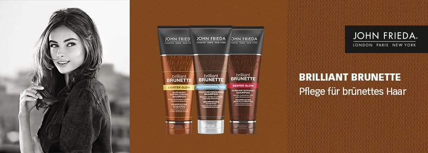 John Frieda Brilliant Brunette