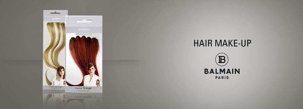 balmain Hair Make-Up