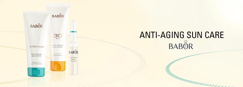 BABOR ANTI-AGING SUN CARE