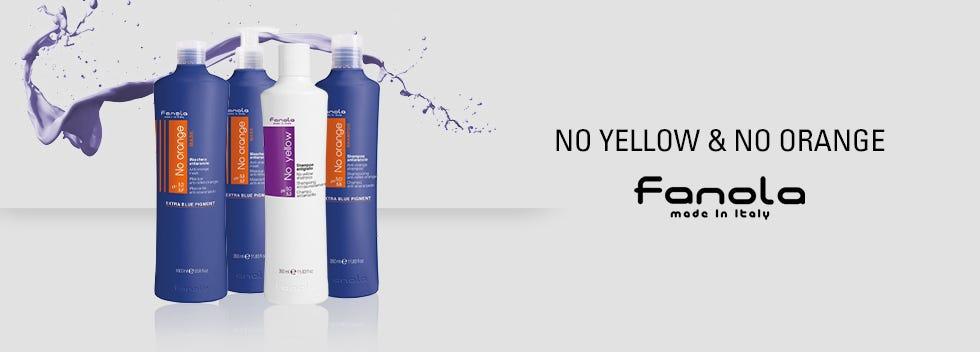 Fanola No Yellow & No Orange