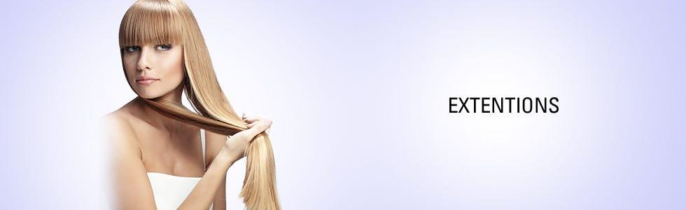 Haarteile & Schmuck