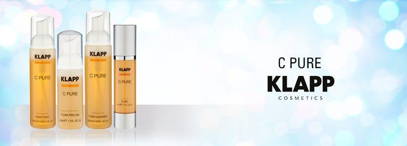 Klapp Cosmetics C Pure