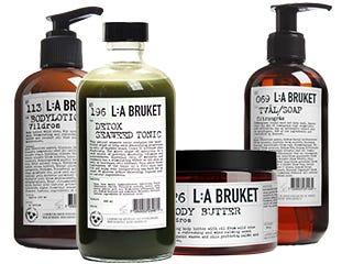 L:A Bruket Body & Hair