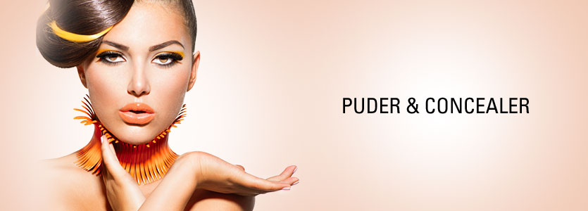 Puder & Concealer