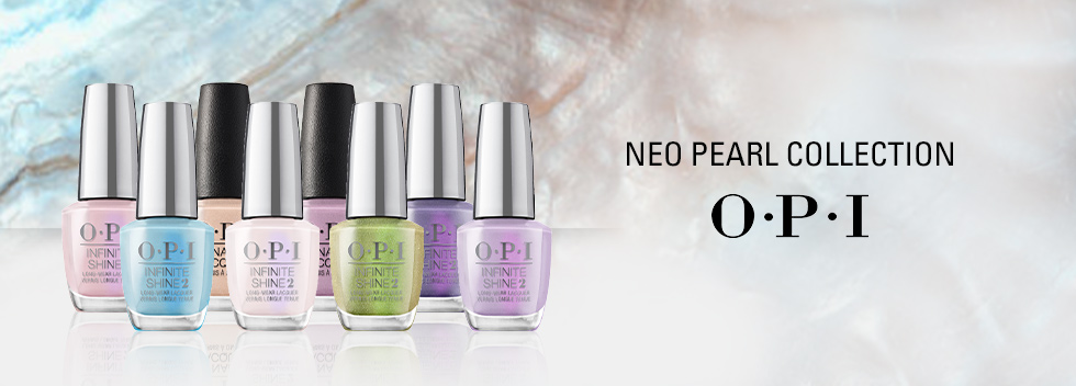 OPI Neo Pearl Collection