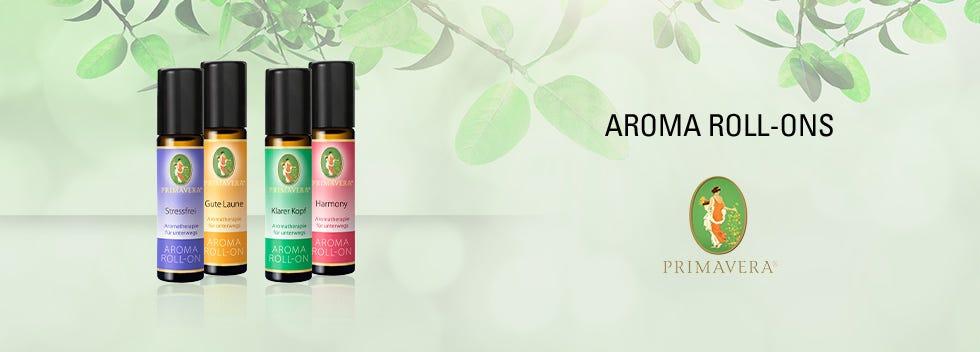 PRIMAVERA Aroma Roll-Ons