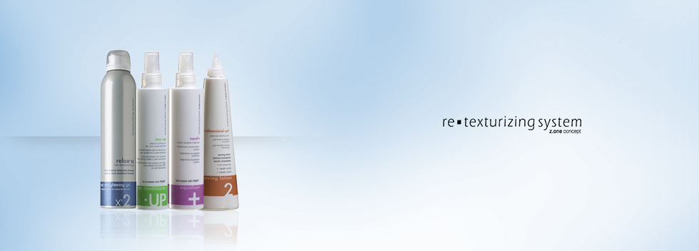 Re-texturizing System by z.-one Re-texturizing System