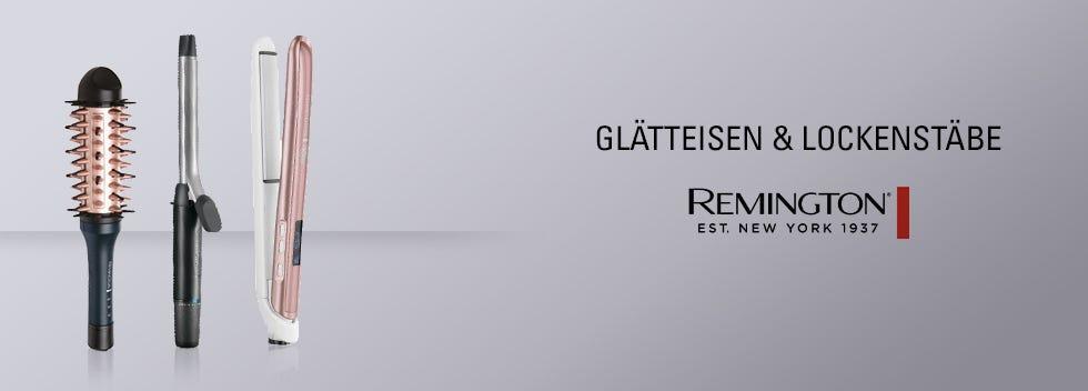 Remington Glätteisen & Lockenstäbe