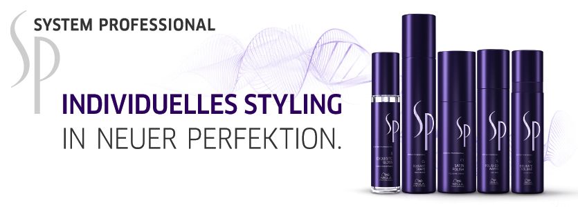 Wella SP Styling & Finish