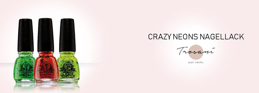 Trosani Crazy Neons Nagellack