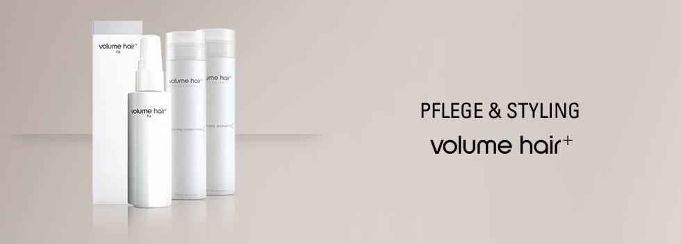 Volume Hair Pflege & Styling