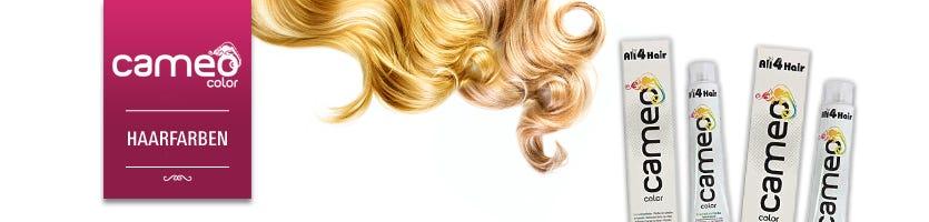 Cameo Haarfarben