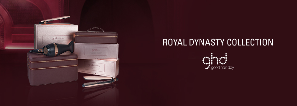 GHD Germany Royal Dynasty Collection