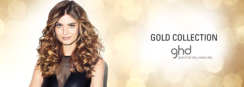 GHD Germany Gold Collection
