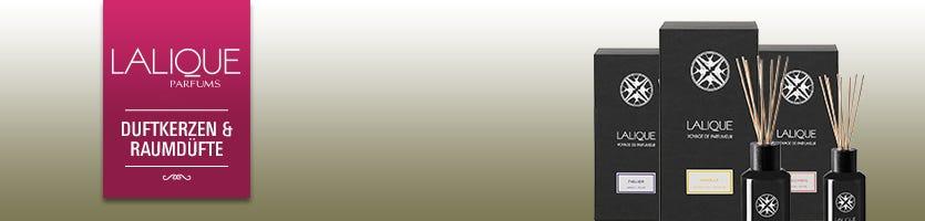 Lalique Duftkerzen & Raumdüfte