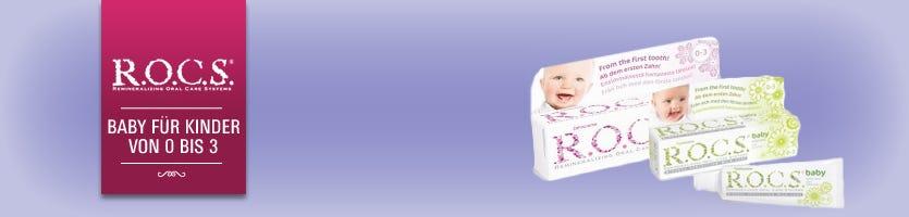 R.O.C.S. Baby für Kinder von 0 bis 3