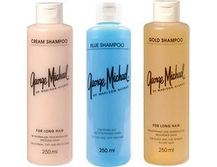 George Michael Shampoo