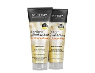 John Frieda Refresh & Shine