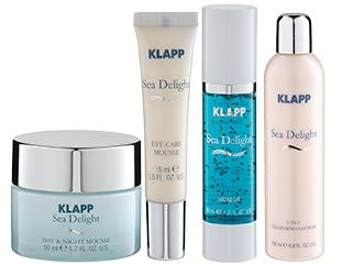 Klapp Cosmetics Sea Delight