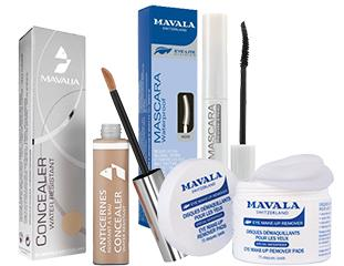 Mavala Make Up & Hautpflege