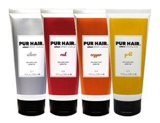 PUR HAIR. Colour Refreshing