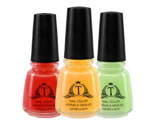 Trosani Neon Fashion Colors Nagellack