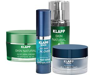 Klapp Cosmetics Sets & Aktionen