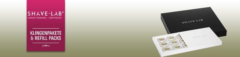 Shave-Lab Klingenpakete & Refill Packs