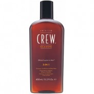 American Crew 3 in 1 Shampoo, Conditioner & Bodywash 450 ml