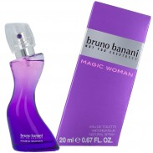 bruno banani Magic Woman EdT Natural Spray 20 ml