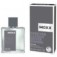 Mexx Forever Classic Never Boring Male EdT Natural Spray 50 ml