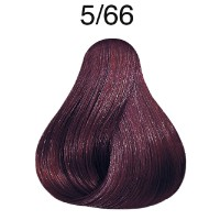 Wella Color Touch Vibrant Reds 5/66 violett 60 ml