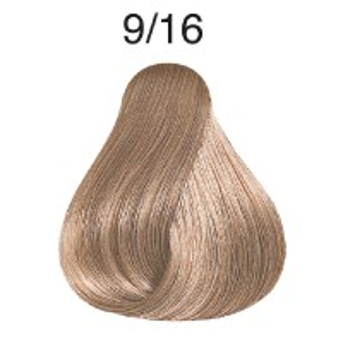 Wella Koleston Rich Naturals 9/16 lichtblond asch-violett 60 ml