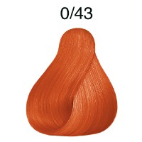 Wella Koleston Special Mix 0/43 rot-gold 60 ml