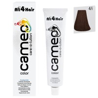 Cameo Color Haarfarbe 4/i mittelbraun intensiv 60 ml