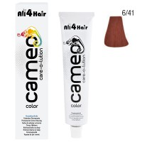 Cameo Color Haarfarbe 6/41 dunkelblond rot-irisierend 60 ml