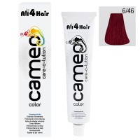 Cameo Color Haarfarbe 6/46 dunkelblond intensiv rot violett 60 ml