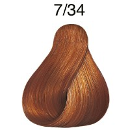 Wella Koleston Vibrant Reds 7/34 mittelbond gold-rot 60 ml