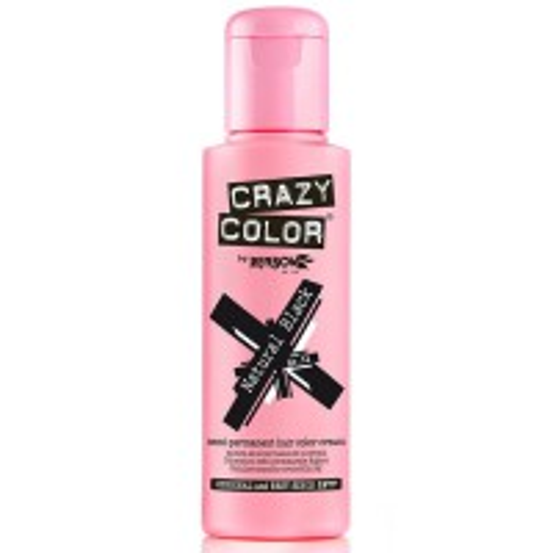 Crazy Color 32 Natural Black 100 ml