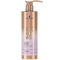Schwarzkopf Blondme Blush Wash Lilac 250 ml