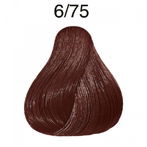 Wella Color Touch Deep Browns 6/75 braun-mahagoni