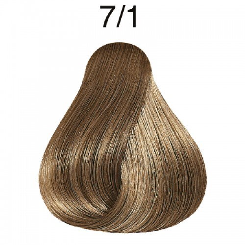 Wella Color Touch Rich Naturals 7/1 Mittelblond Asch