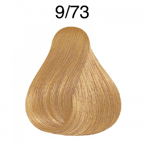 Wella Color Touch Deep Browns 9/73 braun-gold