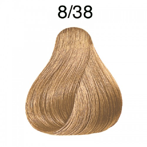 Wella Koleston 8/38 Hellblond gold-pear