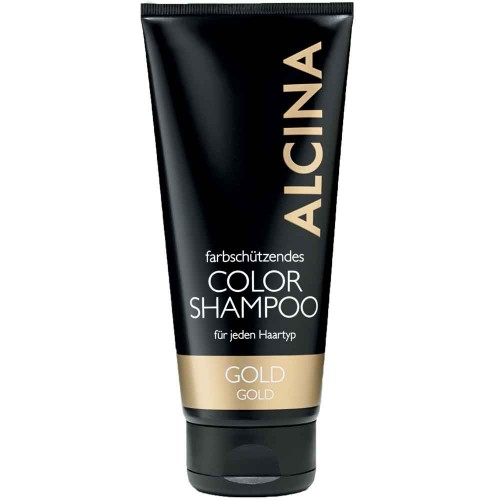 Alcina Color Shampoo Gold 200 ml