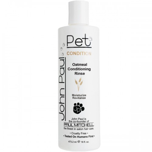 John Paul Pet Oatmeal Conditioning Rinse 473,2 ml