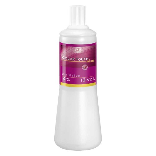 Wella Color Touch Plus 4% 1000 ml